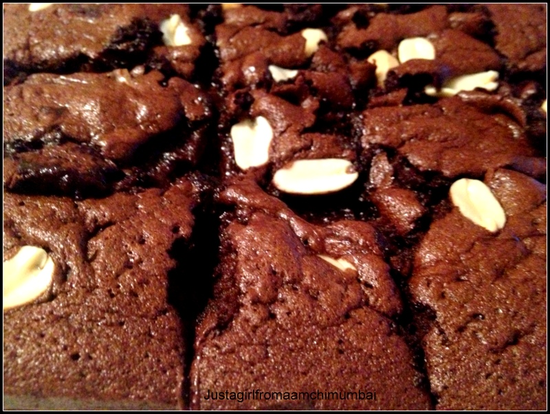 Gluten Free Sweet Salty Brownies With Coconut Sugar Made