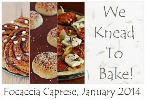 We Knead To Bake Logo Jan 2014